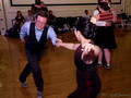 PittStop Lindy Hop dance at Pittsburgh's Soldier's and Sailors Memorial Hall